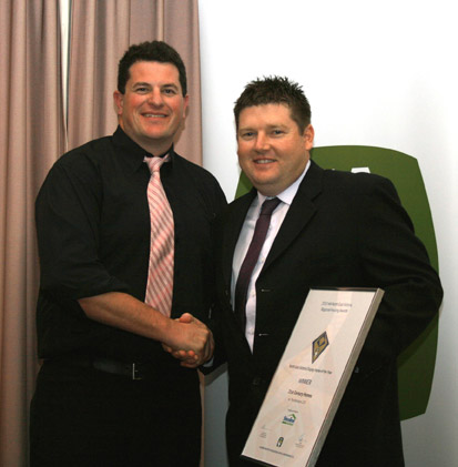 Albury Wodonga builders win 2010 Display Home of the Year in the North East Regional Awards